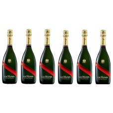 G.H. Mumm Cordon Rouge Champagne (set of 6 bottles)