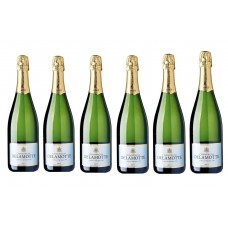 Delamotte Brut Champagne NV (set of 6 bottles)