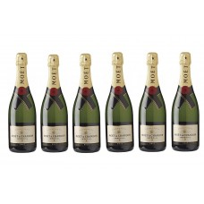 Moet & Chandon Champagne (set of 6 bottles)