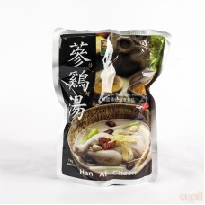 Han Al Cheon Korean Ginseng Chicken Soup 1kg