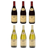 Louis Jadot Red and White (sets of 6 bottles)