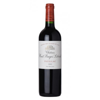 Chateau Haut Bages Liberal 2009