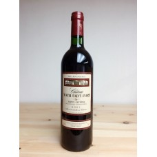 Chateau Tour Saint Fort 2001Cru Bourgeois