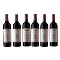 Chevalier de Lascombes 2015 (set of 6 bottles)