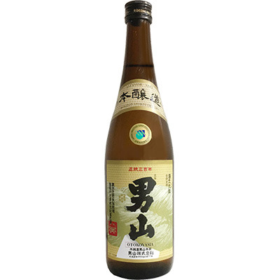 Otokoyama Kimoto Honjozo Sake 男山生酛本釀造720ml  (Pre-order)