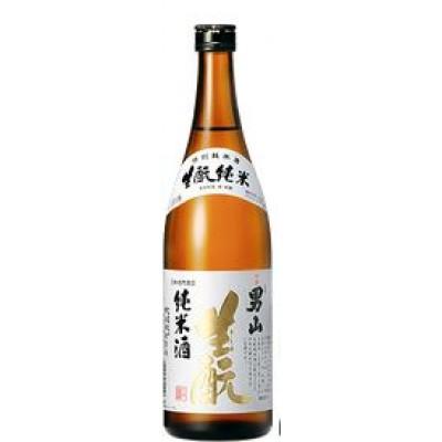 Otokoyama Kimoto Junmai Sake 男山生酛純米酒720ml  (Pre-order)