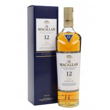 The Macallan Single Malt Whisky 12Yrs 700ml Double Cask