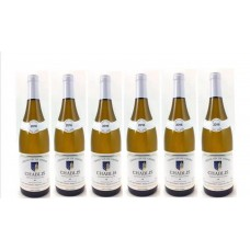 Charles Montserat Chablis AOC 2018 (set of 6 bottles)